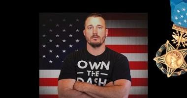 Marine Corps veteran and Medal of Honor recipient Dakota Meyer