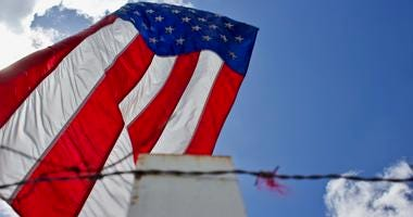 Flag, Border