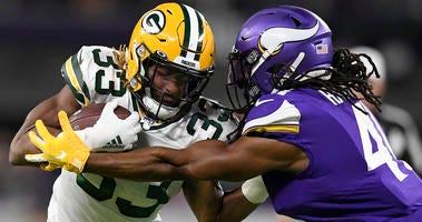 Packers-Vikings game