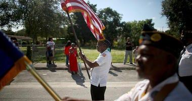 Decorated veteran leads world's oldest American Legion hall