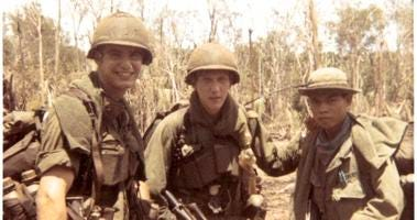 Guidara and troops