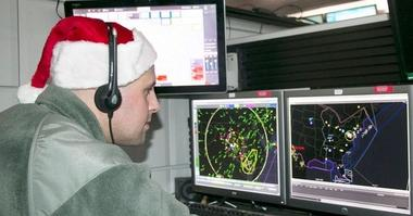 Santa tracking