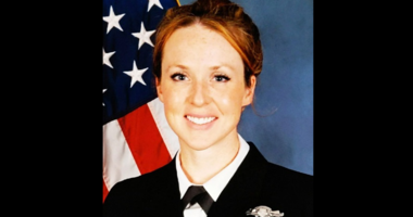Senior Chief Petty Officer Shannon Kent