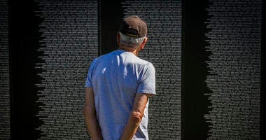 South Boston's Vietnam War Memorial Is Rededicated