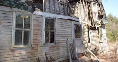 Burrillvillle, Rhode Island to build a new home for Korean War veteran