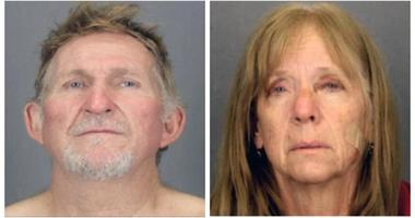 Blane and Susan Barksdale, married fugitive couple charged with killing Vietnam veteran