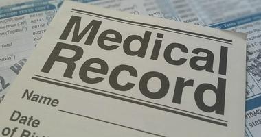 VA Claim Process Medical Record