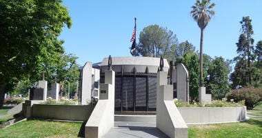 California Vietnam Veterans Memorial