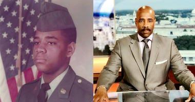 Nick Smith Fox 5 DC Army veteran news anchor