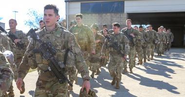 82nd rapid deployment