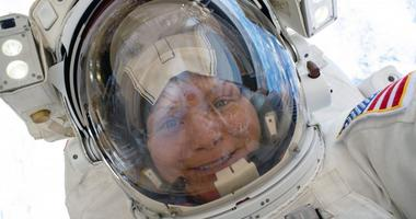Army astronaut reflects on mission 250 miles above Earth
