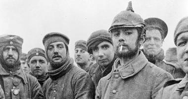 World War I soldiers