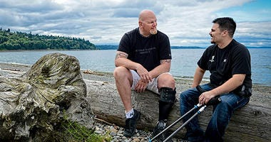 Wounded Warrior Poroject Project Odyssey is part of the WWP Combat Stress Recovery Programs