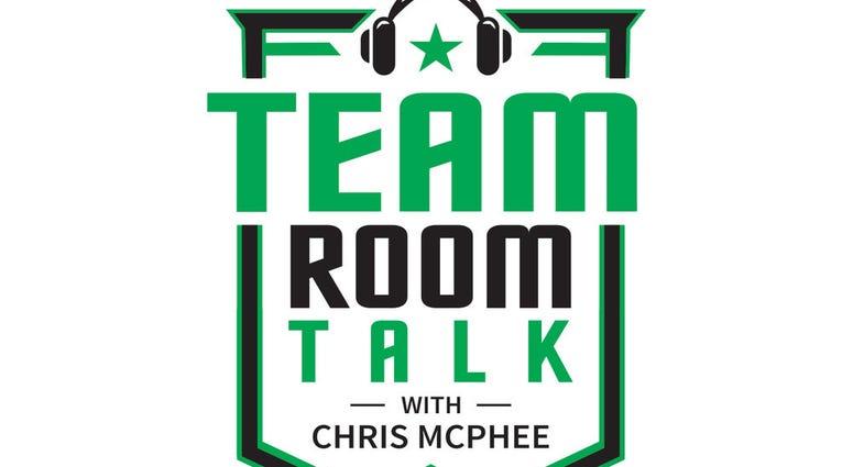Team Room Talk with Chris Mcphee