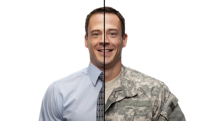 Transition military to civilian