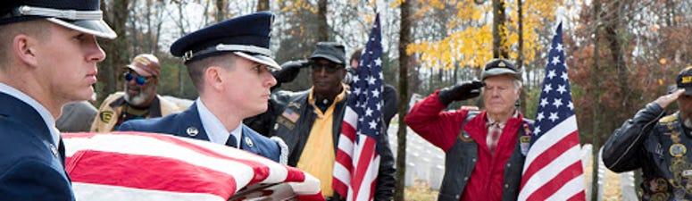 Arkansas Veterans Cemetery