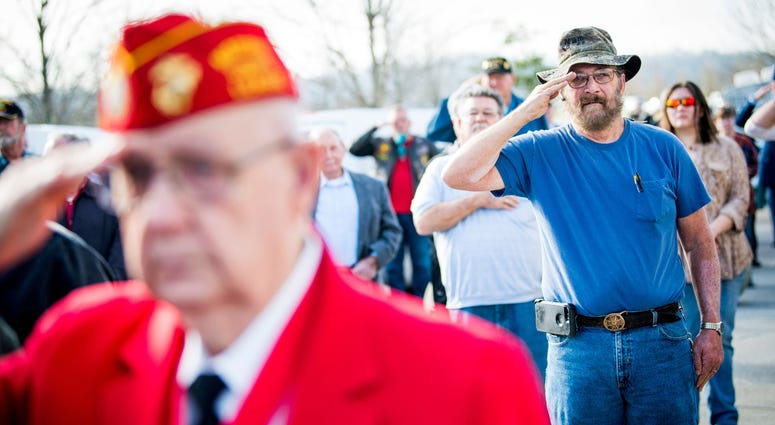 Veterans are increasingly a target of international internet trolls.