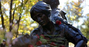 Vietnam women veterans memorial
