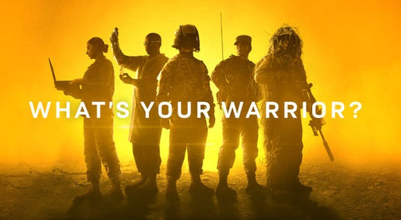 Whats Your Warrior