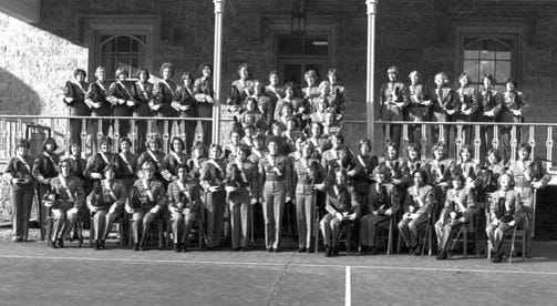 United States Military Academy graduating class of 1980