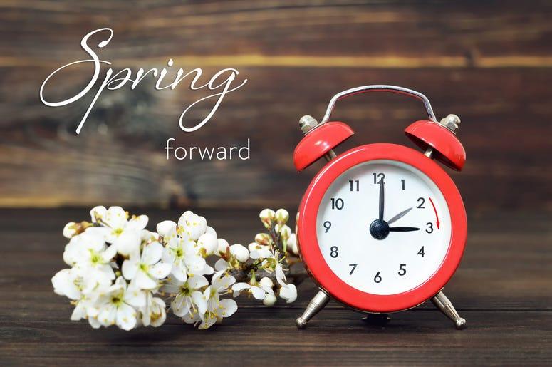 Daylight Saving Time Change