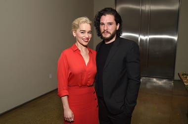 Kit Harington, Emilia Clarke