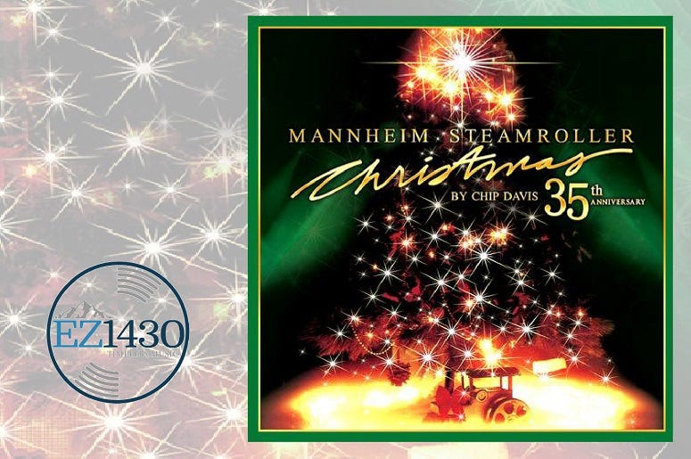 Mannheim Steamroler Christmas CD