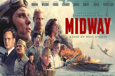 Midway from Lionsgate Home Entertainment