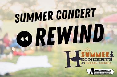 Hudson Gardens Summer Concert