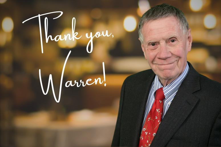 warren retirement