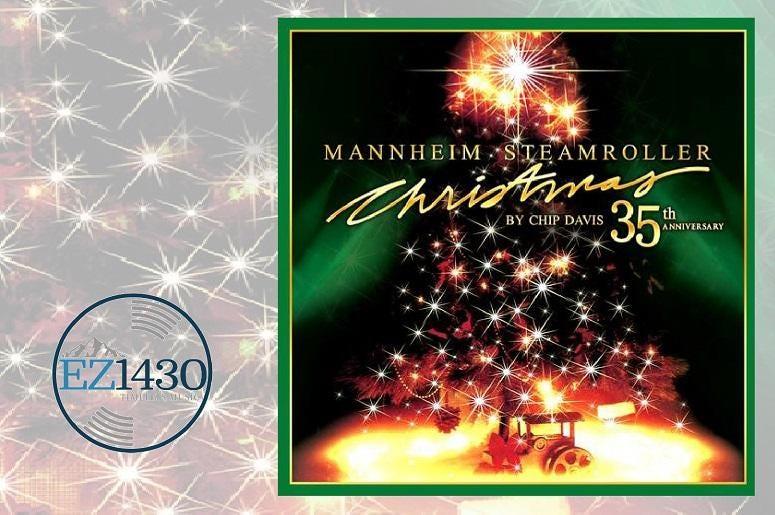 Mannheim Steamroler Christmas CD