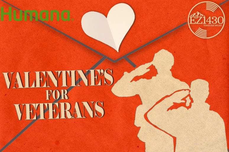 Valentine's for Vets