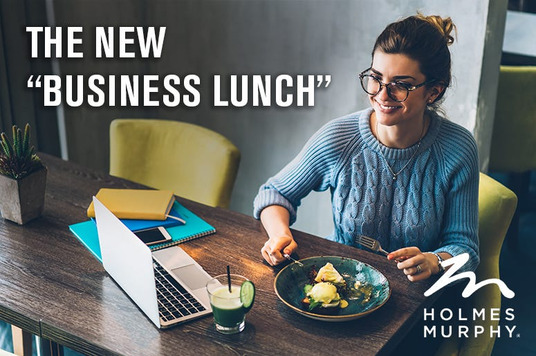 Holmes Murphy 2020 DFW Restaurant Week Sponsor