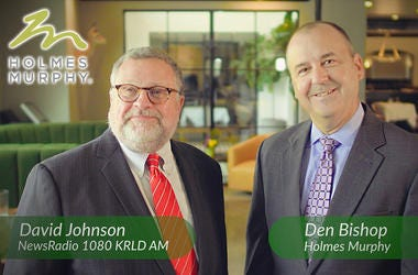 David Johnson (1080 KRLD) & Den Bishop (Holmes Murphy)