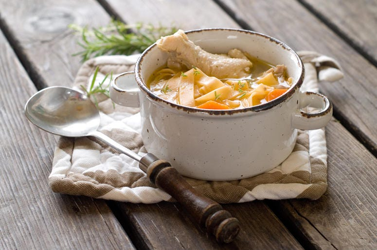 National Chicken Noodle Soup Day March 12th