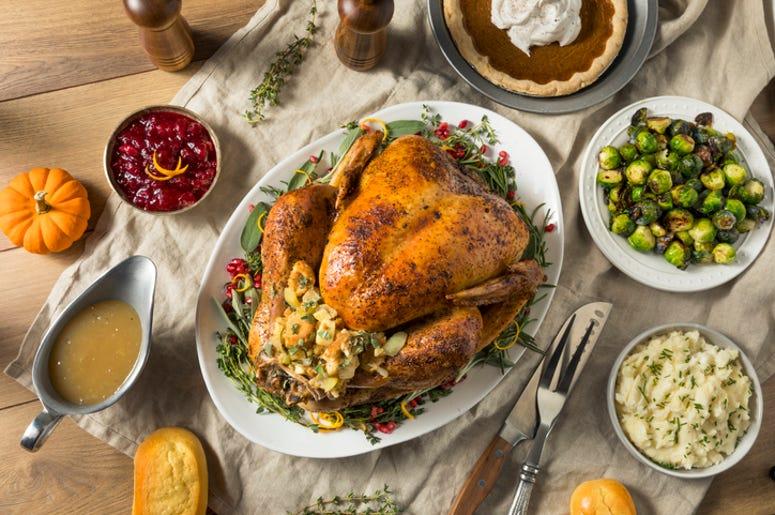 Sacramento Food Bank & Family Services Turkey Distribution Day