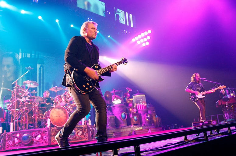 Rush Concert in NYC | Getty Images