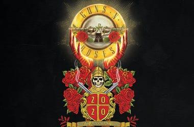 Guns 'N Roses at Oracle Park