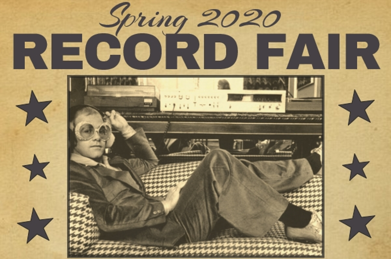 Vinyl Record Fair
