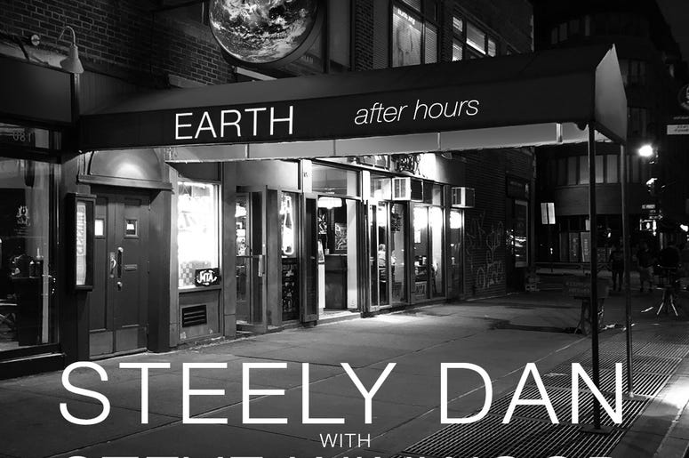 Earth After Hours Steely Dan