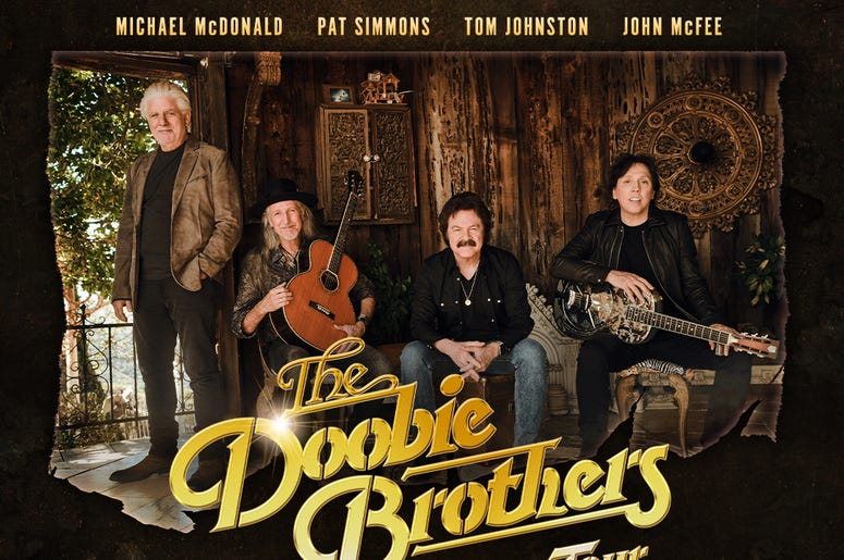 The Doobie Brothers 50th Anniversary Tour