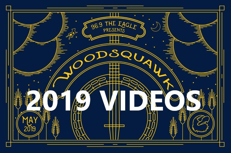 Woodsquawk 2019 videos