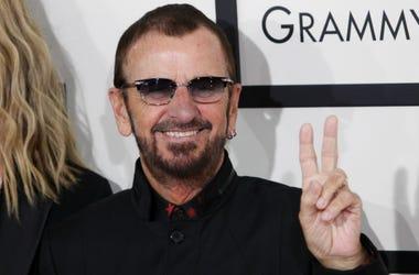 Ringo Starr of The Beatles