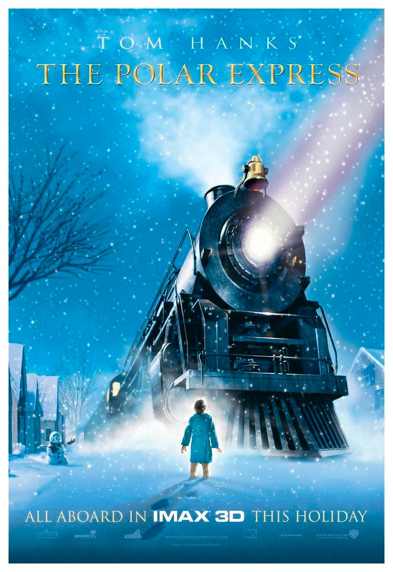 Polar Express at Esquire IMAX