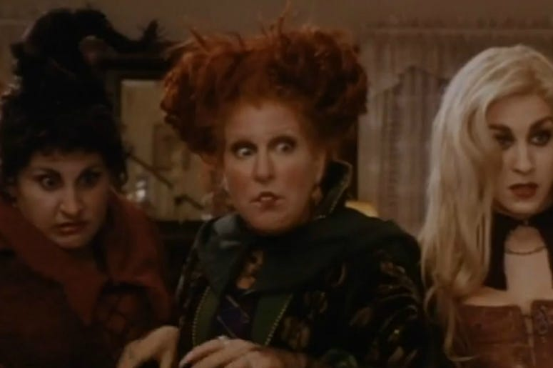 ""\""""Hocus Pocus"""" is one of the many Halloween classics you can watch for nearly free this coming Halloween. Vpc Halloween Specials Desk Thumb""775|515|?|en|2|f5637d6adbac3cf23626be5cfbc9e627|False|UNLIKELY|0.33299025893211365