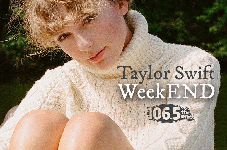 TaylorSwiftWeekEND