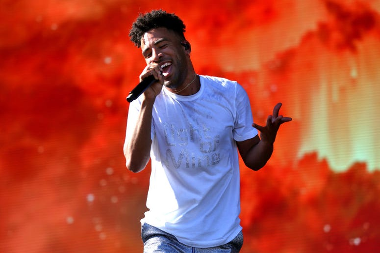 SuperDuperKyle performs onstage during the 2018 Coachella Valley Music And Arts Festival