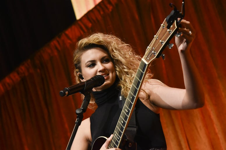 Singer Tori Kelly attends the Project Sunshine's 15th Annual Benefit Celebration at Cipriani 42nd Street on May 3, 2018 in New York City.