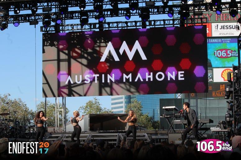 Austin Mahone Endfest 2017 Sacramento