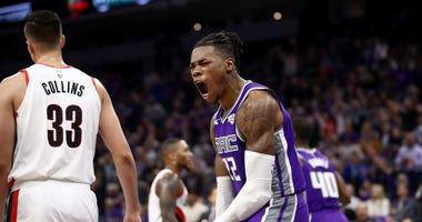 Sacramento loses to Portland